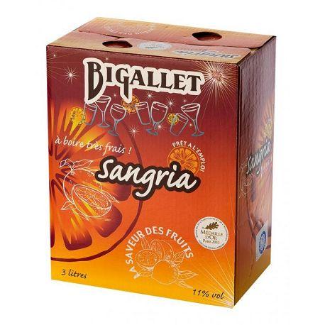 Sangria 3l Bigallet