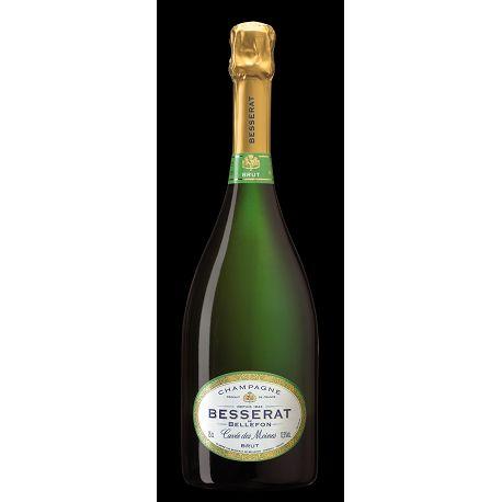 Champagne Besserat bellefon cuvée des moines