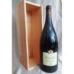 Côtes du Rhône rouge Seigneur de Lauris 150CL coffret bois