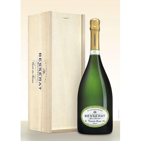 Champagne Besserat bellefon cuvée moines 300cl