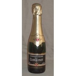 Champagne Closquinet 37.5cl