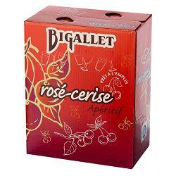 Rosé Cerise BIB 3L Bigallet