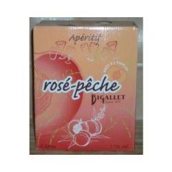 rose peche bib 3l bigallet