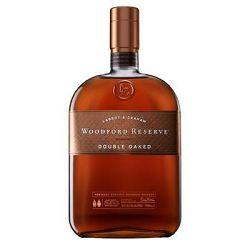 Bourbon Woodfors Reserve double Oak