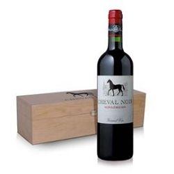 St Emilion cheval noir magnum