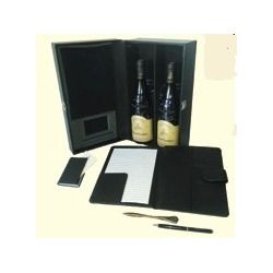 Coffret Business 2 Vacqueyras rouge Vieux Clocher