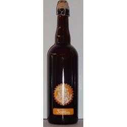 Bière Sornin ambrée 75CL