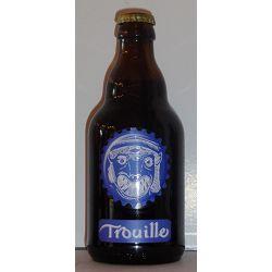 Bière Trouille brune 33CL