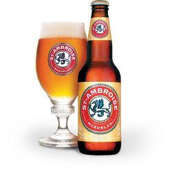 Bière St Ambroise blonde