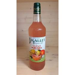 Bigallet Sirop d'Agrumes 100CL