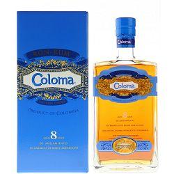 Rhum Coloma 8 Ans 70CL 40