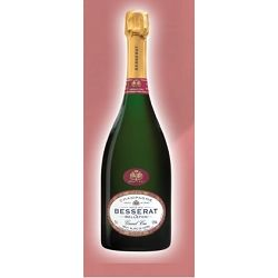 Champagne Besserat Cuvee des moines Blanc de Noirs