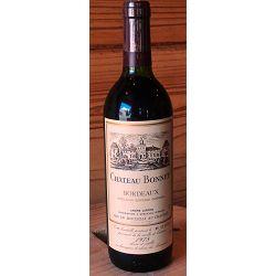 Bordeaux ch bonnet 1983