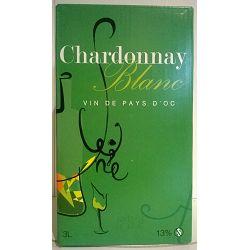 VDP Oc Chardonnay BIB 3L blanc Vignerons Du Pic