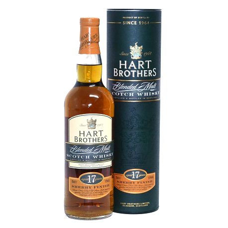Whisky Hart Brothers 17 ans
