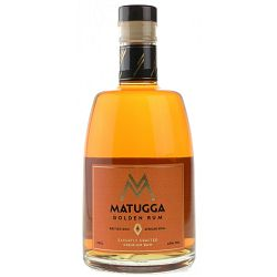 Rhum Matugga Golden Rum 70CL 42