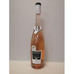 Côtes de Provence rosé Carte Noire Vignerons St Tropez 150CL