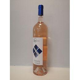 Vin de Pays de la  Méditerranée Rosé La Romaine 150 CL
