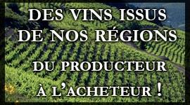 Nos producteurs, nos vignobles, nos régions...